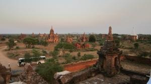 Bagan stupas