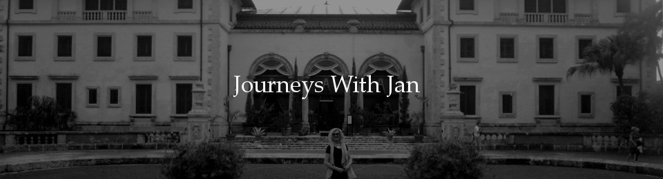 Journeys With Jan