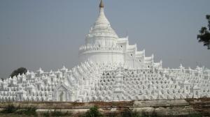 RTM Wedding Cake pagoda