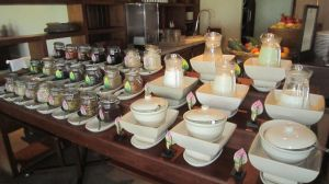 Kamalaya breakfast designators