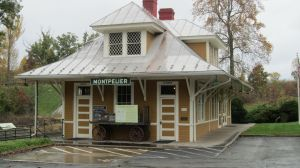 Montpelier Train Station